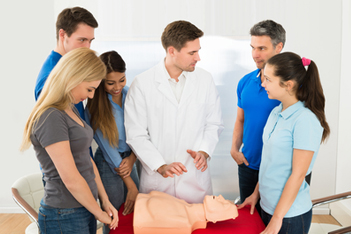 CPR ed instructors