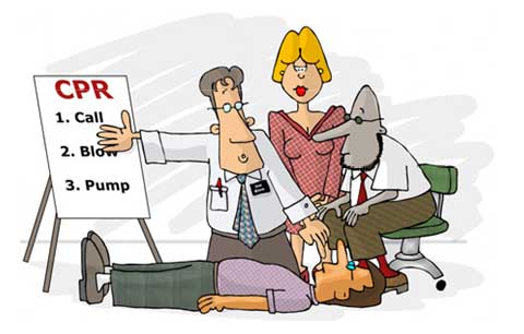 Learn CPR To Prevent Drowning